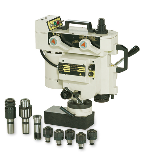 Portable electromagnetic drill & tapping machine - MTM-16