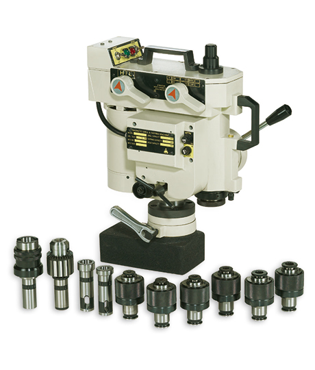Portable electromagnetic drill & tapping machine - MTM-25